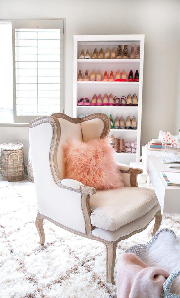 Hello fashion home office shoe rack
