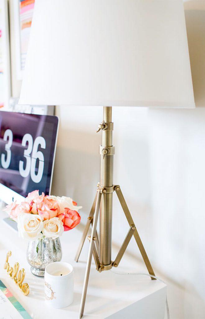 Hello fashion home office lamp