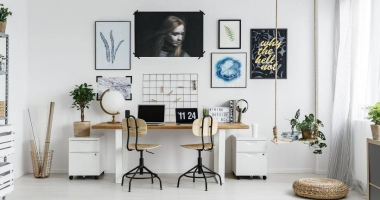 Home office makeover ideas guaranteed to inspire