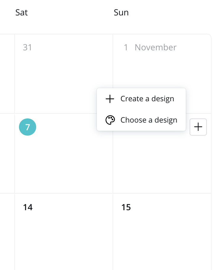CANVA CONTENT PLANNER AND SCHEDULER